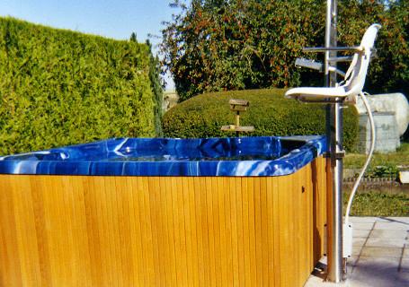 aquasi ge pour bassins hors sol aquasiege. Black Bedroom Furniture Sets. Home Design Ideas